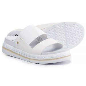 Dr. Scholl's Women Two-Band Slide Sandals